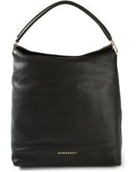 Burberry London Single Handle Shoulder Bag - Lyst