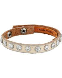 Cowboysbelt | 2570 Bracelet | Lyst