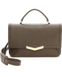 Time's Arrow - Helene Small Shoulder Bag Militaire - Lyst