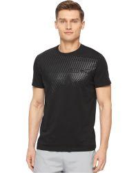 Calvin Klein Performance Logo Graphic T-Shirt black - Lyst