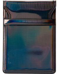 Marc By Marc Jacobs Crystal Clear Mini Tablet Sleeve - Lyst