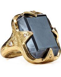 Melinda Maria - Valentine Ring - Lyst