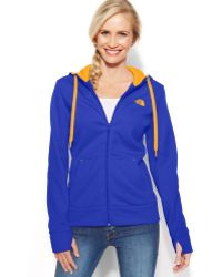 The North Face Fave-our-ite Zip-up Hoodie - Lyst