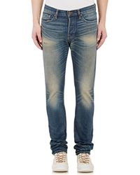 NSF - Freedom Slim Straight Jeans - Lyst