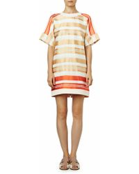Maiyet Shift Dress With Zip Back - Lyst