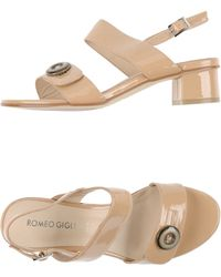 Romeo Gigli - Sandals - Lyst