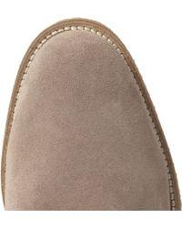 Oliver Spencer - Postman Crepesoled Suede Desert Boots - Lyst
