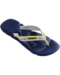 Havaianas Navy Power Sport Flip-Flops blue - Lyst
