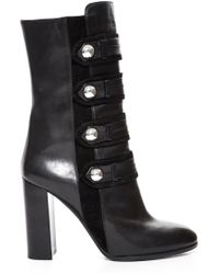 Isabel Marant - Arnie Leather Boots - Lyst