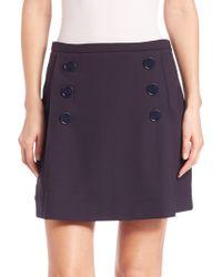 Sonia by Sonia Rykiel | Sailor Skirt | Lyst