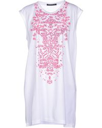 Balenciaga Pink T-Shirt - Lyst