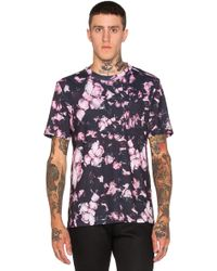 Clover Canyon - Night Blooms Tee - Lyst