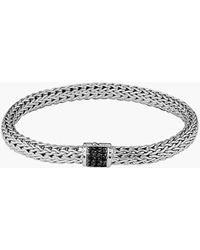 John Hardy 'Classic Chain' Small Bracelet silver - Lyst