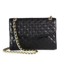 Rebecca Minkoff Quilted Affair Shoulder Bag - Lyst
