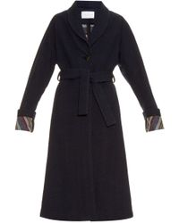OSMAN | Margaux Quilted Coat | Lyst