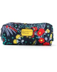 Marc By Marc Jacobs Floral Print Cosmetics Case - Lyst