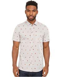 ELEVEN PARIS - Sabor Short Sleeve Shirt - Lyst