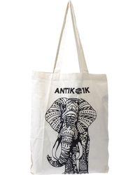 Antik Batik Under-arm - Lyst