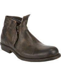 Shoto Doublezip Chelsea Boots - Lyst