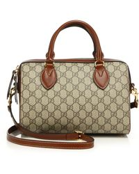 Gucci | Gg Supreme Top Handle Bag | Lyst