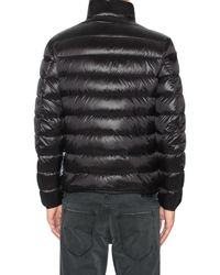 Love Moschino - Quilted Jacket With Travel-bag - Lyst