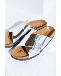 Sam Edelman Adora Liquid Sandal - Lyst