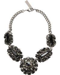 Philipp Plein Necklace - Lyst