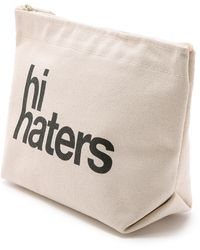 Dogeared - Hi Haters Pouch - Hi Haters - Lyst