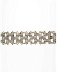 Lord & Taylor - Men's Sterling Silver Bracelet - Lyst