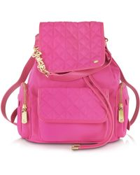 Juicy Couture - Larchmont Nylon Mini Backpack - Lyst