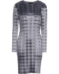 Alexander Wang 34 Length Dress - Lyst