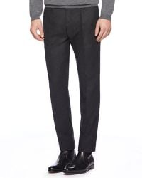 Gucci Stretch Flannel 60s Sport Pants - Lyst