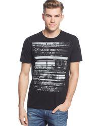 DKNY Iron Pathway T-shirt - Lyst