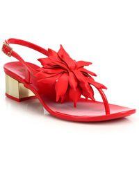 Kate Spade | Davina Jelly Sandals | Lyst