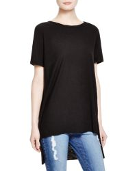 Michelle By Comune - Chino High/low Tee - Lyst