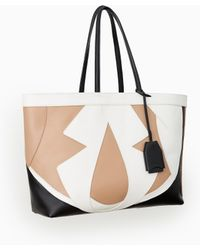 3.1 Phillip Lim Saturday Cabas Tote - Lyst