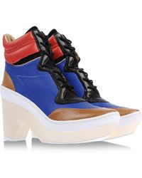 Y-3 High-Top Sneakers - Lyst