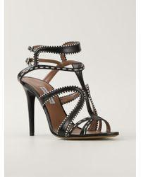 Tabitha Simmons 'Jasmine' Strappy Sandals - Lyst
