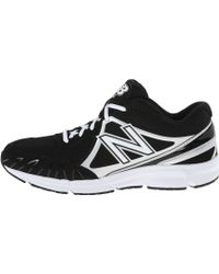 New Balance Black T500 - Lyst