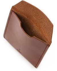 Miansai - Envelope Card Holder - Lyst