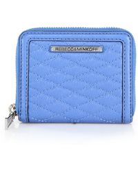 Rebecca Minkoff   Quilted Sophie Snap Wallet   Lyst