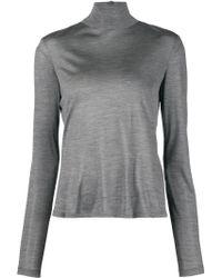 Martin Grant - Turtle Neck Sweater - Lyst