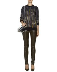 Givenchy Sequin Print Sweatshirt - Lyst
