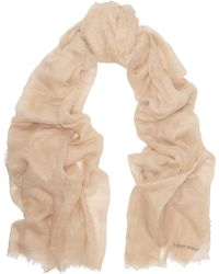 Tomas Maier   Cotton And Linen-blend Scarf   Lyst