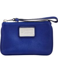 Marc By Marc Jacobs Classic Q Gg Wristlet - Lyst