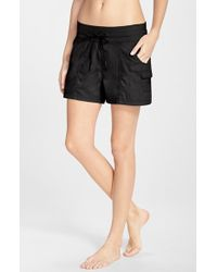 The North Face Women'S 'Aphrodite' Woven Cargo Shorts - Lyst