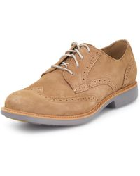 Cole Haan Great Jones Wing-Tip Oxford - Lyst