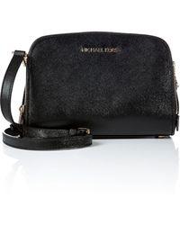 MICHAEL Michael Kors Leather Camera Bag - Lyst
