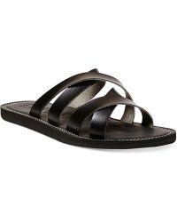 Steve Madden Madden Kiely Slide Sandals - Lyst