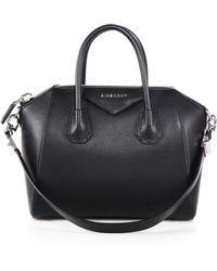 Givenchy Antigona Small Top-Handle Satchel - Lyst
